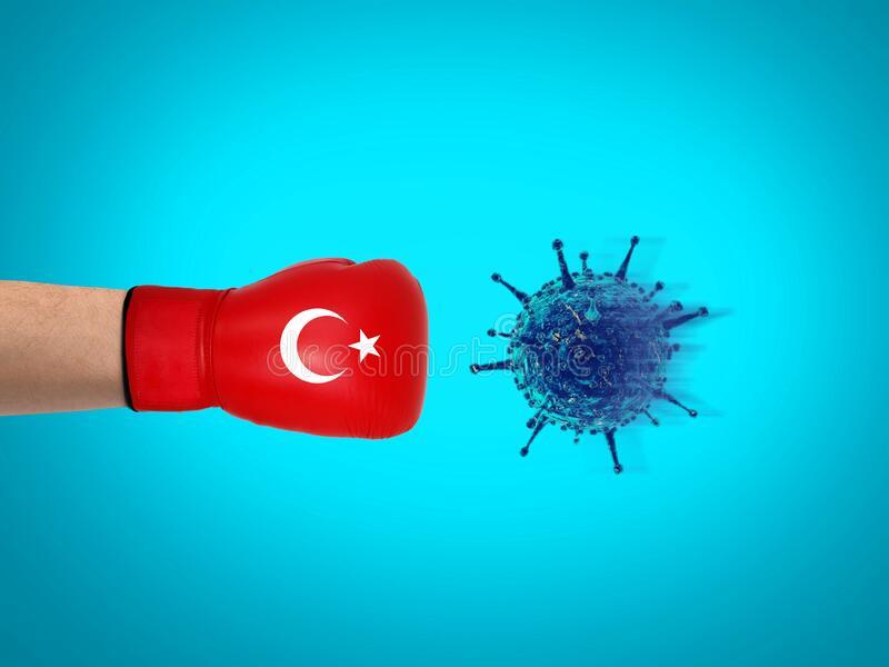 مقایسه کرونا ایران و ترکیه