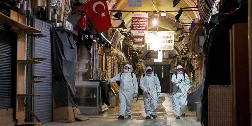 چرا ترکیه در مقابله با کرونا موفق بود