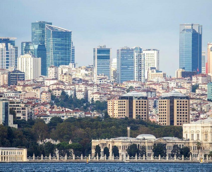 سرمایه گذاری در بخش آسیایی استانبول