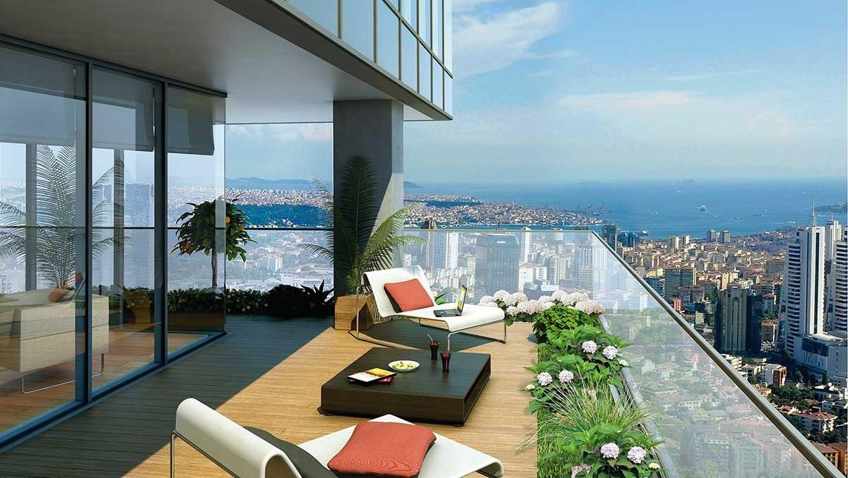 قیمت آپارتمان در استانبول به پول ایران